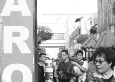 Aurore -Alexandra Castellacci - Quartier Chinois, Centro de Lima - Pérou