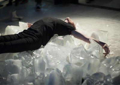 Enthalpy of Fusion performance Fondation François Schneider Wattwiller 2017 photographie Radwina Seiler