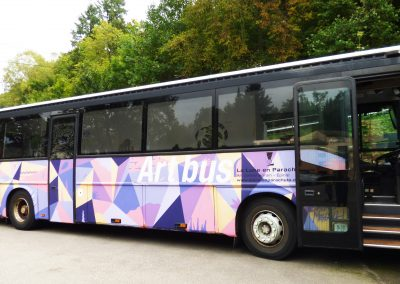 Montage Art Bus Hélène Bleys 021019