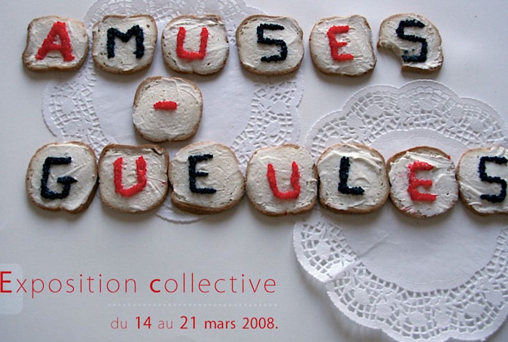 Amuses Gueules – ESAL 2008