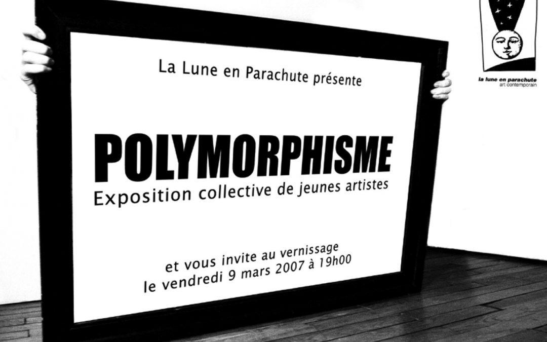 POLYMORPHISME – Exposition collective de jeunes artistes