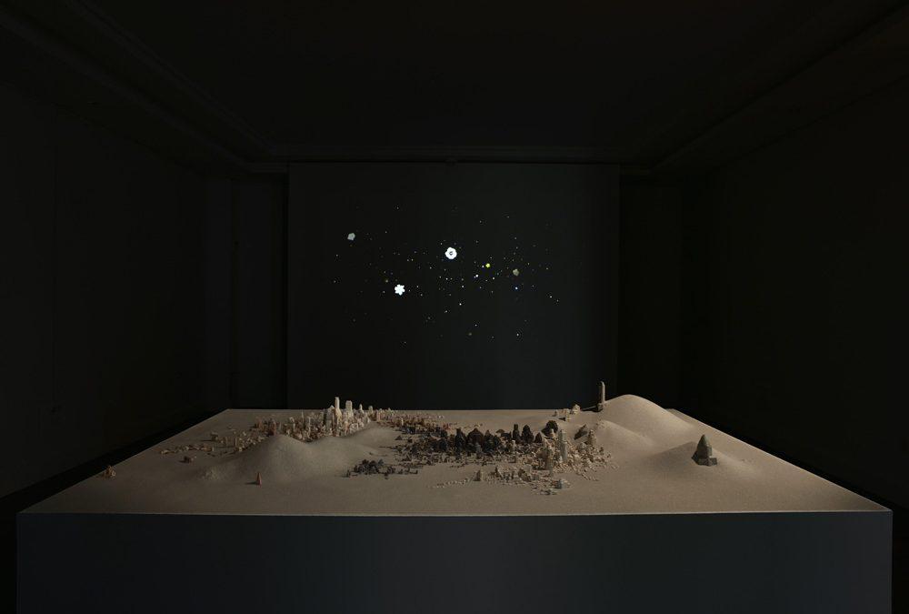 L'étoile dans la caverne – exposition de Claire Hannicq & Clément Richem