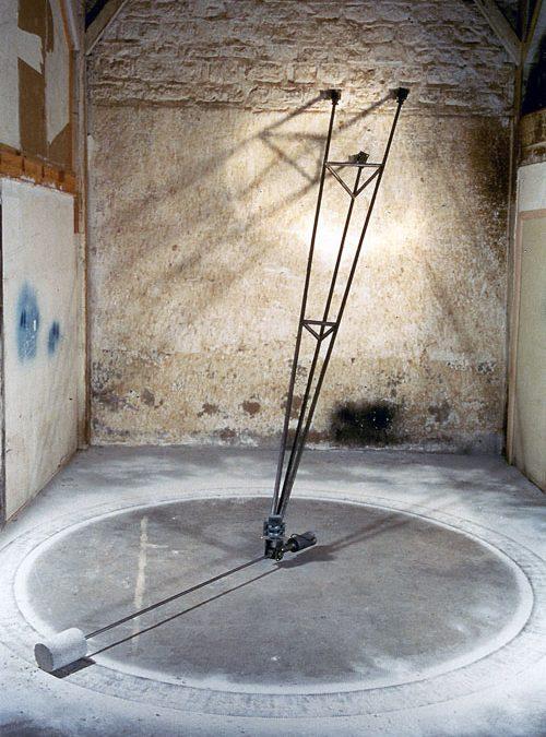 Extension du domaine de la danse – exposition de Denis Pondruel