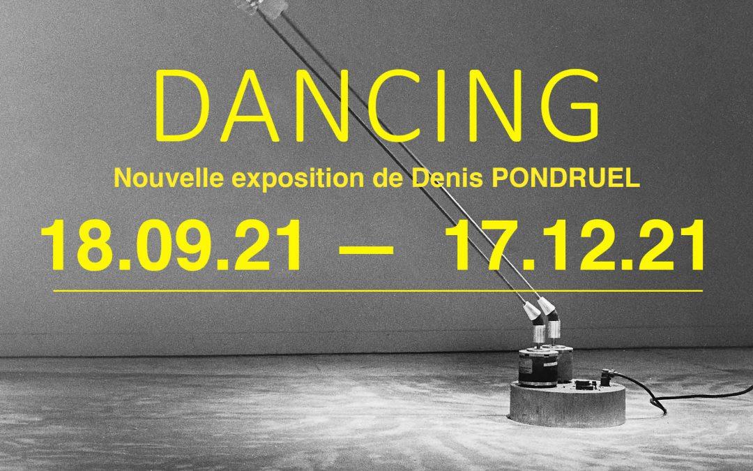 Dancing – exposition de Denis Pondruel